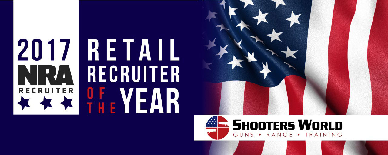 NRA Recruiter of the Year 2017