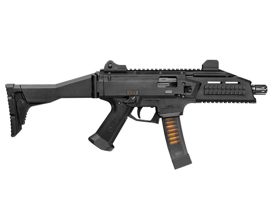 CZ Scorpion EVO 3 A1 machine gun