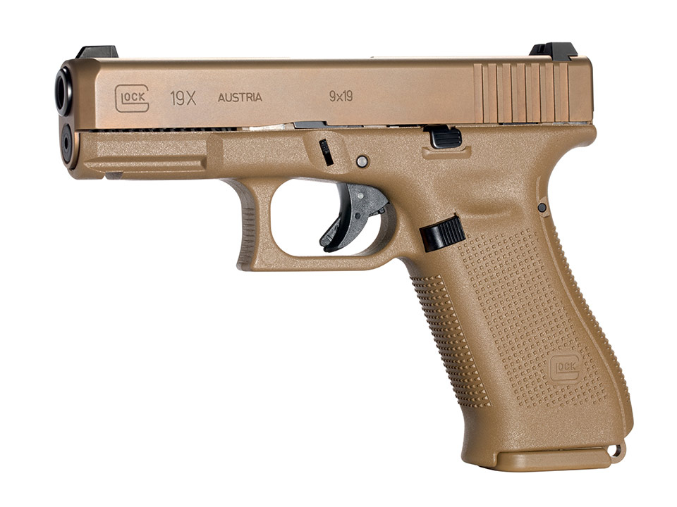 Glock G19X Pistol