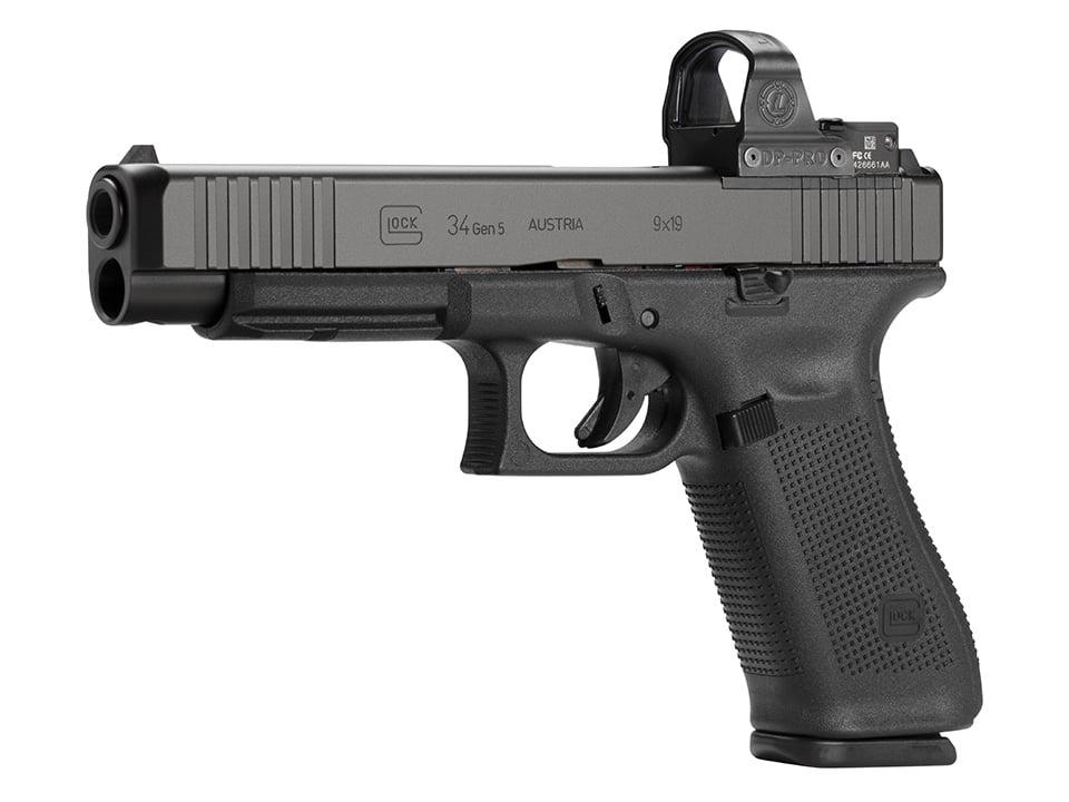 GLOCK G34 Gen5 MOS Pistol