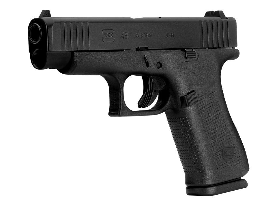 Glock G48 Black Pistol