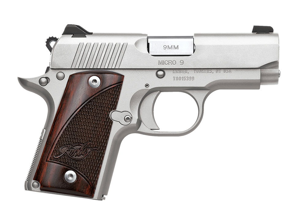 Kimber Micro 9 Stainless Pistol
