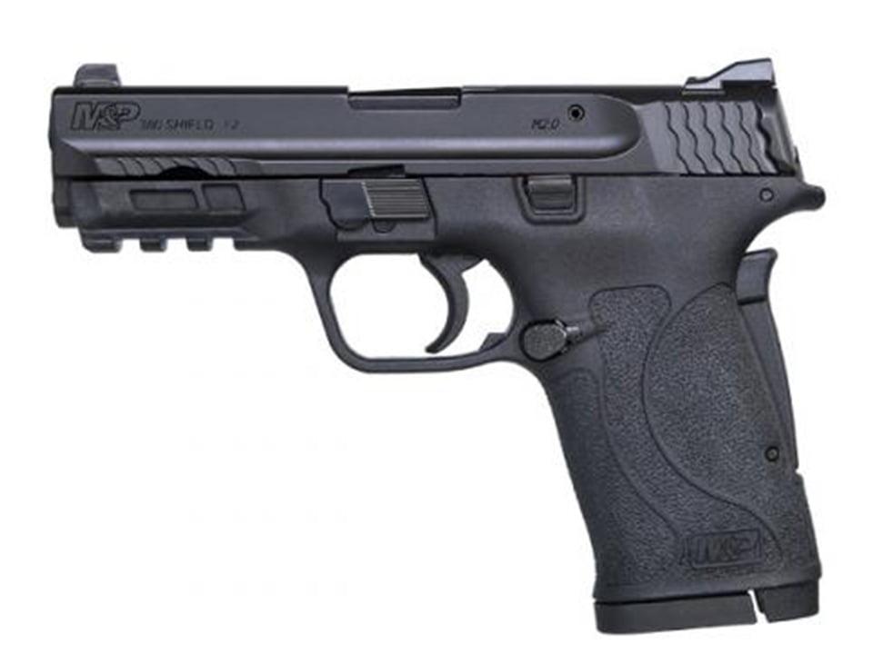 Smith & Wesson M&P® 380 SHIELD™ EZ® in black finish