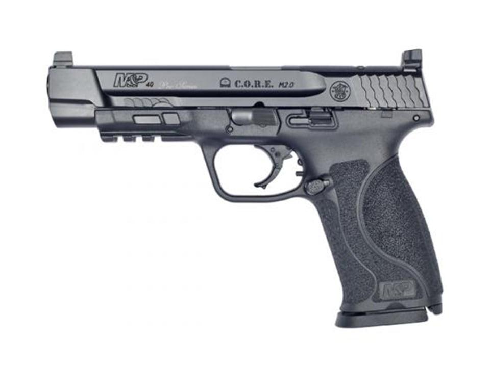 Smith & Wesson Performance Center® M&P® 40 M2.0™ C.O.R.E. Pro Series® 5″ Barrel