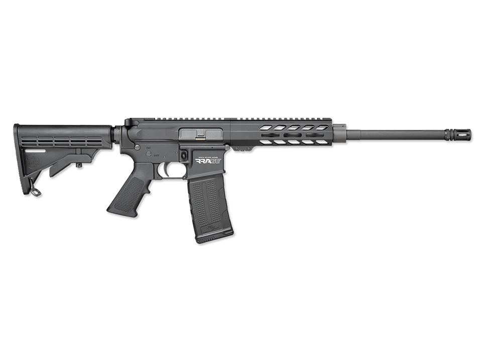 Rock River Arms RRAGE Carbine LAR-15M Rifle in black finish