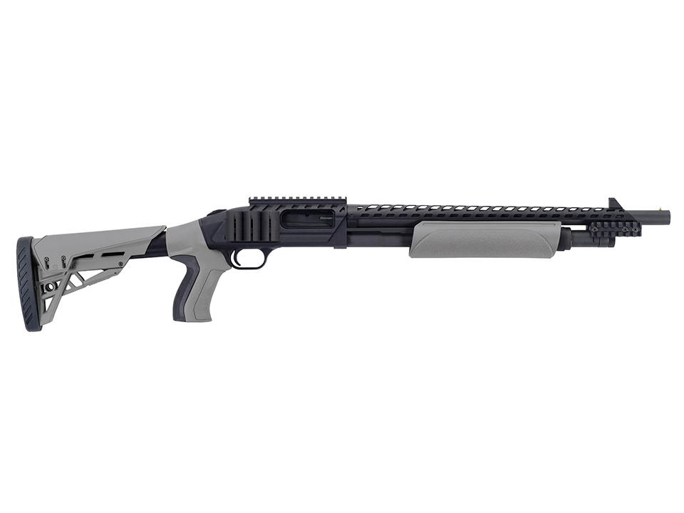 Mossberg 500 ATI Tactical Shotgun in gray black finish