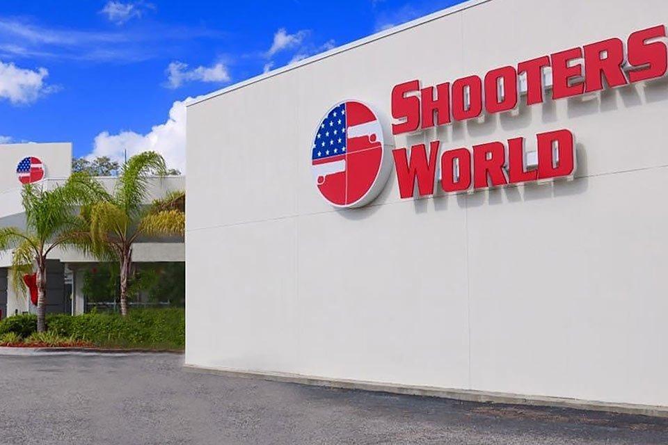 Shooters World Exterior Entrance Tampa Florida