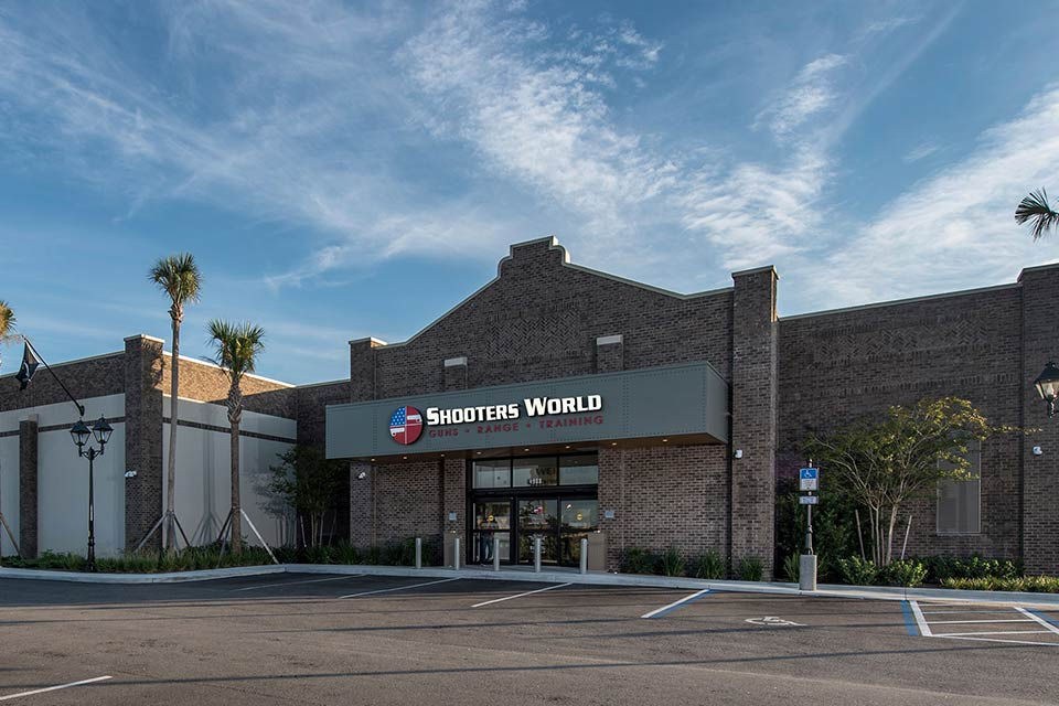 Shooters World Exterior Entrance The Villages Florida