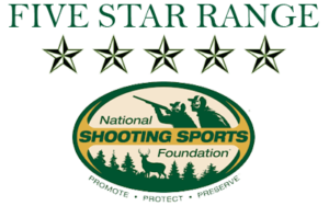 Five Star Range National Shooting Sports Foundation
