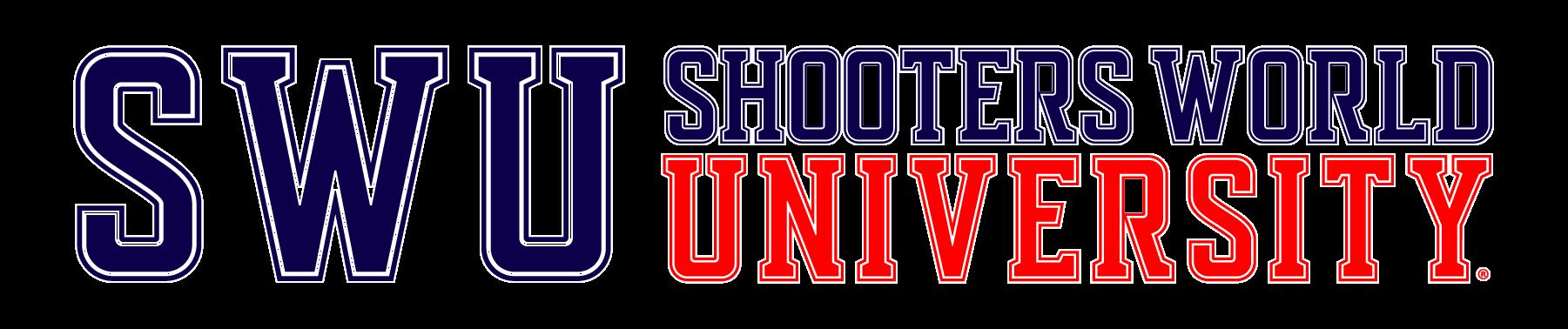 Shooters World University logo