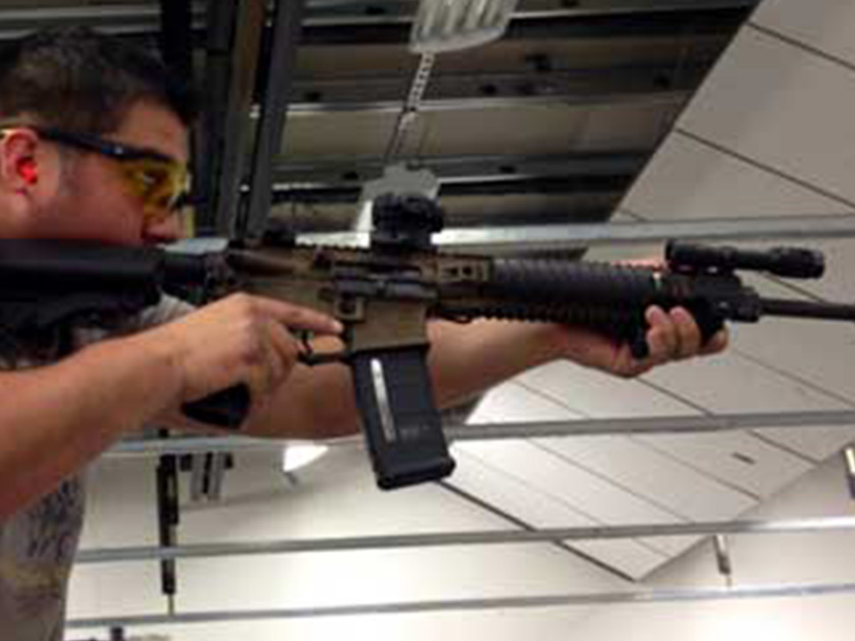 Defensive Carbine I Training